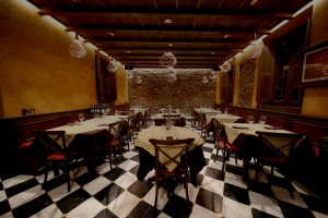 sala ristorante Gamba De Legn