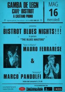 Mauro Ferrarese e Marco Pandolfi